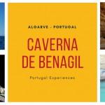 Benagil e outras cavernas