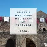 Feiras e Mercados Medievais em Portugal