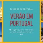 10 coisas para fazer no verão em Portugal
