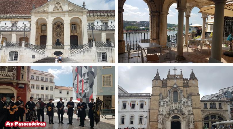 Roteiro Vila Nova de Gaia e Coimbra