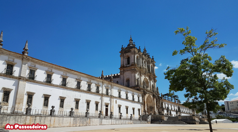 Mosteiros de Alcobaça e Batalha