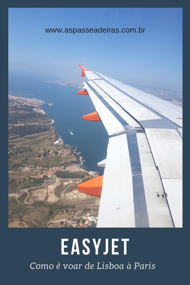 como é voar easyjet