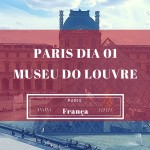 Paris dia 01: Museu do Louvre com As Passeadeiras