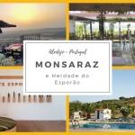 Roteiro Monsaraz e Herdade do Esporão