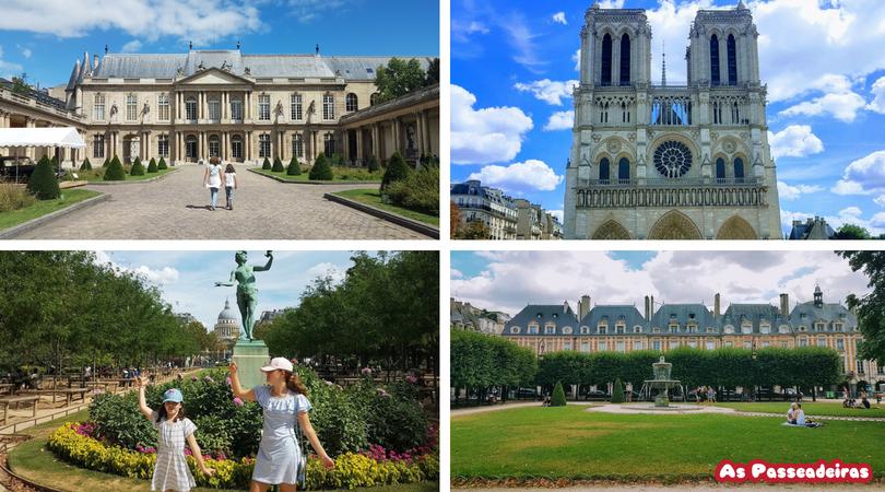 Roteiro de 9 dias em Paris com Disneyland