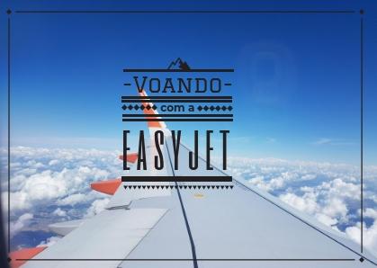 Nossa experiência em voar com a Easyjet