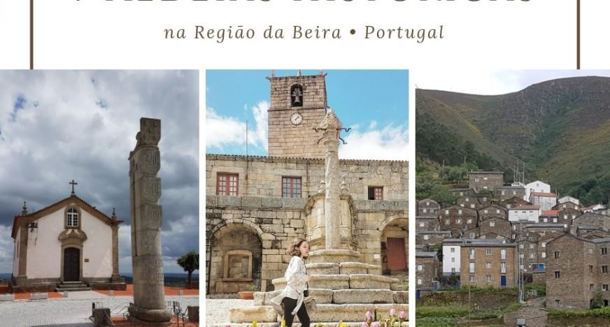 Roteiro 7 Aldeias Historicas De Portugal As Passeadeiras