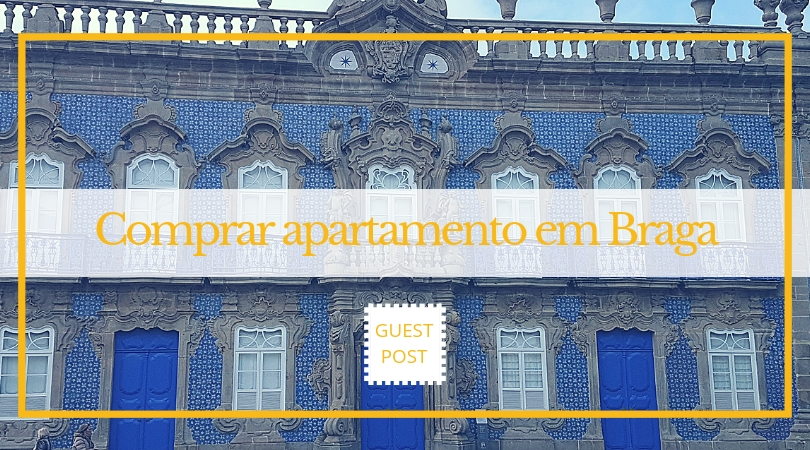 comprar apartamento em braga