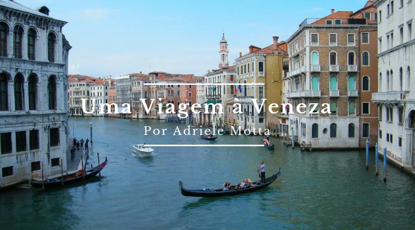 Uma viagem à veneza