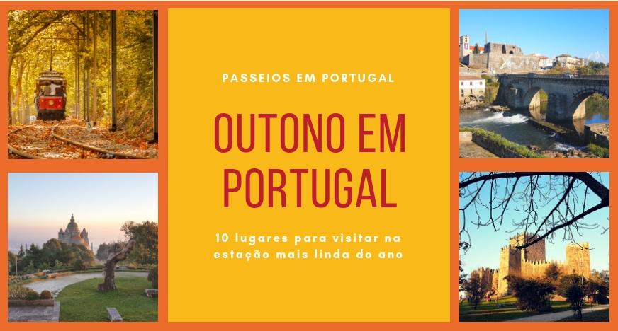 outono em portugal