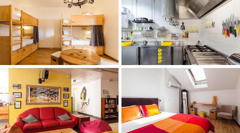 hostels em Lisboa
