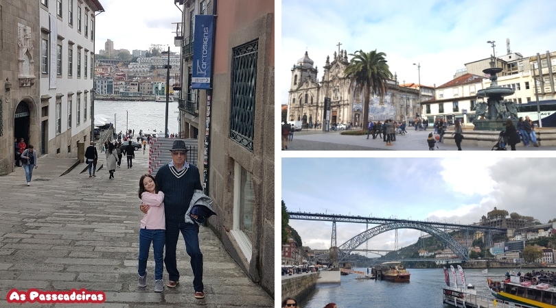 Feriado no Porto e Vale do Douro