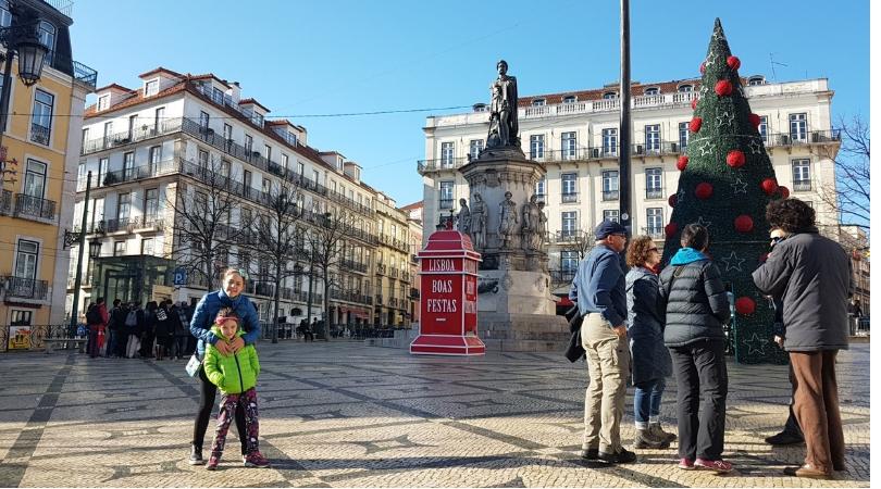 Natal em Lisboa 2018
