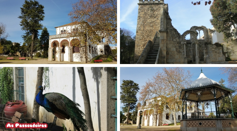 Um dia em Évora