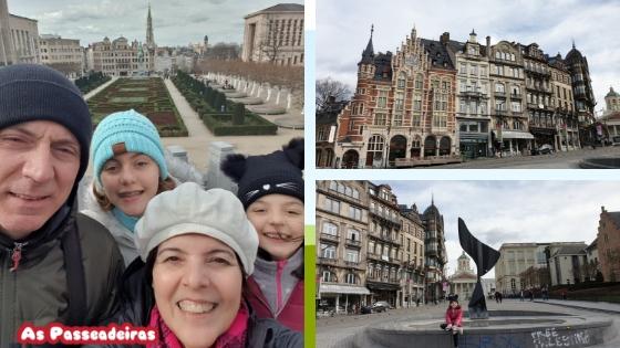 3 dias em Bruxelas