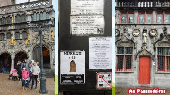 um dia em Bruges