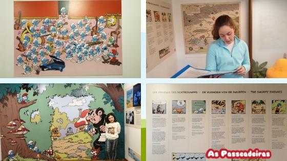 Comics art museum