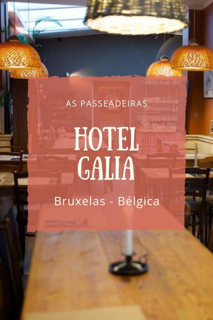 Hotel Galia Bruxelas