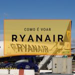 Como é voar Ryanair