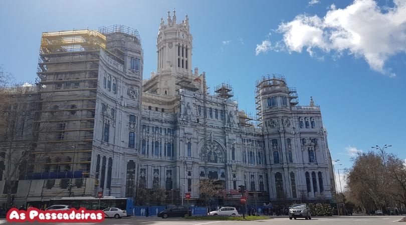 3 dias em Madri