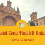 Hotel em Salamanca – Aparthotel Zenit Hall 88