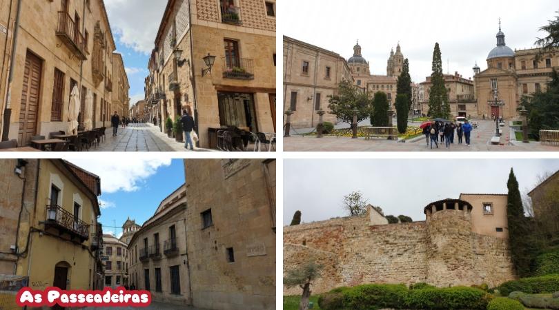 2 dias em Salamanca