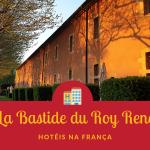 La Bastide du Roy René Aix-en-provence