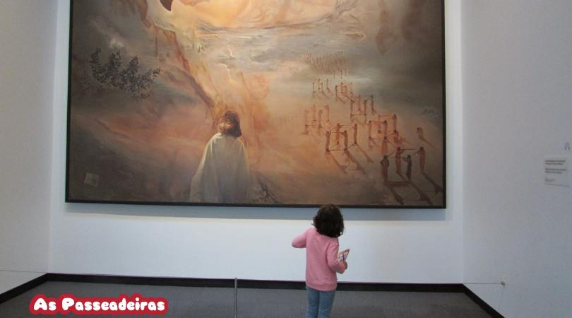Museu Dalí em Saint Petersburg Florida