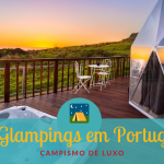 5 Glampings em Portugal