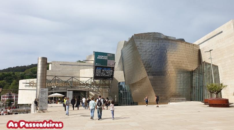 Museu Guggenheim Bilbao