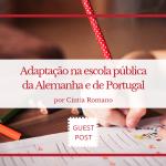 Adaptação na escola pública da Alemanha e de Portugal