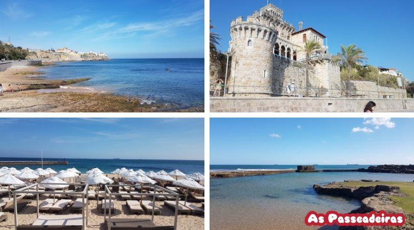5 praias perto de Lisboa