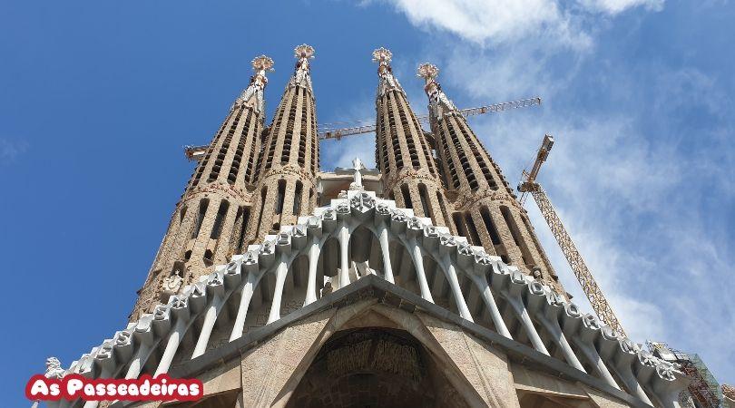 3 dias em barcelona
