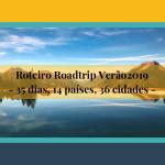 Roadtrip Verão 2019