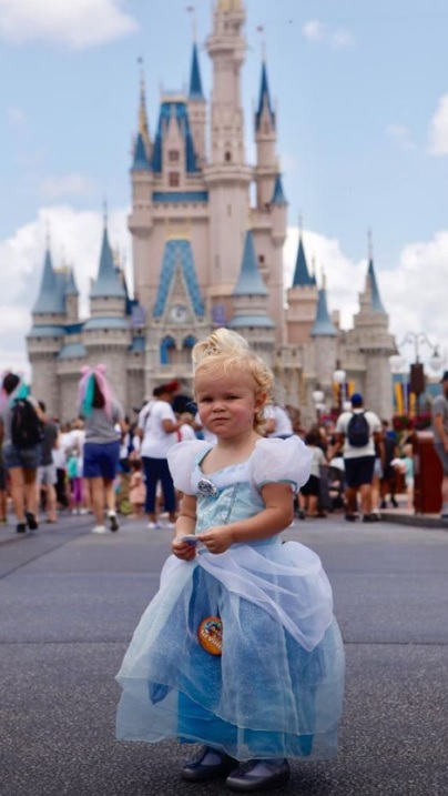Walt Disney world com bebês