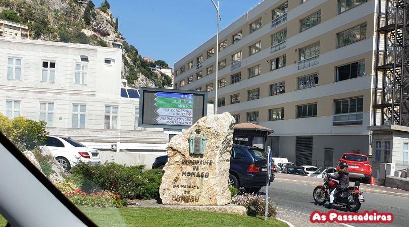 uma tarde em Mônaco