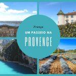 Passeando na Provence