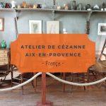 Atelier de Cézanne Aix-en-Provence