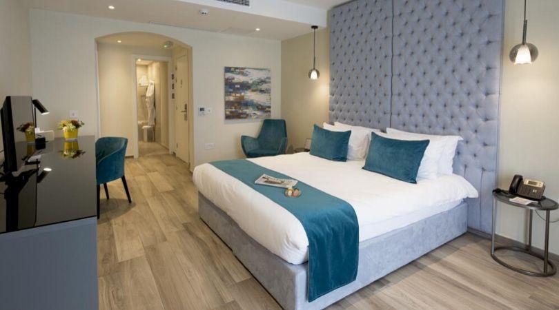 nosso hotel em Malta