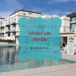 Nosso hotel em Malta – Urban Valley Resort & Spa